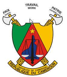 Wappen von Kamerun