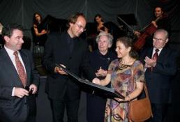 """Verleihung des """"Toni-Russ-Preises"""""""