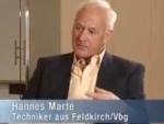 """Hannes Marte bei """"Vera exklusiv"""""""