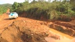 Straßen in Kamerun