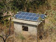 Solarpumpanlage in Galim